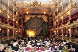 Bühne Cuvilliée-Theater, Foto: Marcus Schlaf