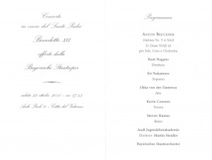 Programmheft Rom 2011_Innen